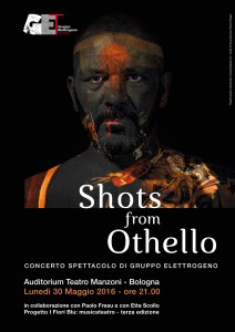 Shots from Othello - locandina