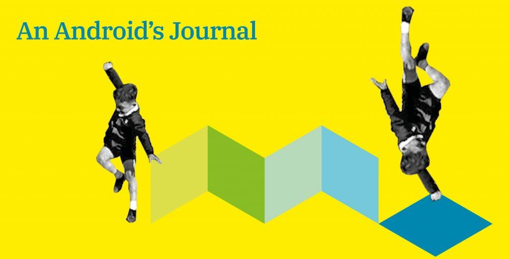 An Androids Journal banner